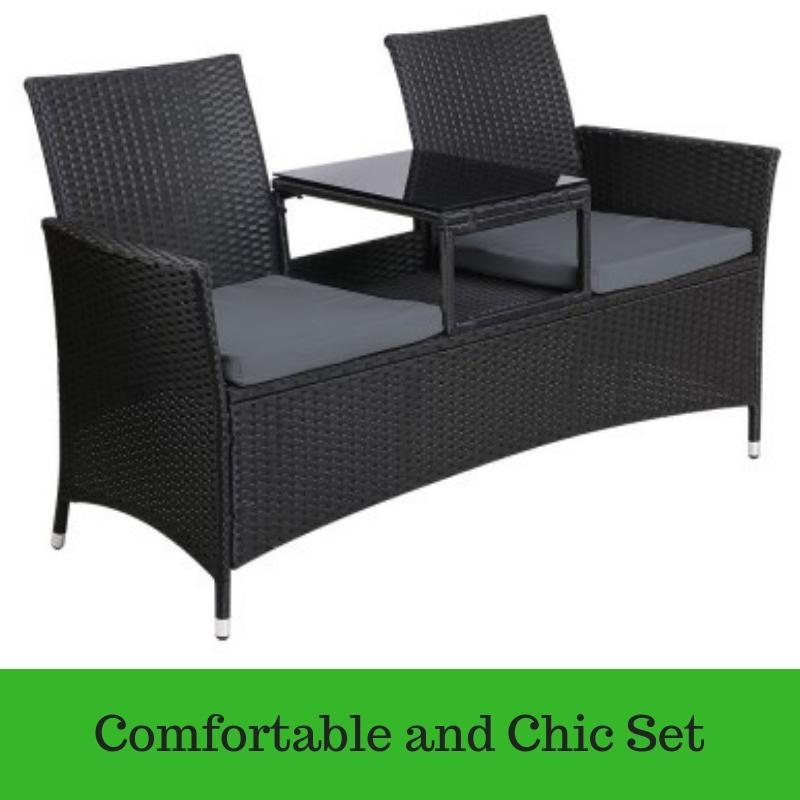 Chair Garden Furniture Bench Seat