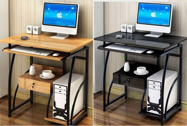 home office computer table. New Study Desk Compact Office Computer Table Laptop Cabinet Drawer Workstation Toddler Home K