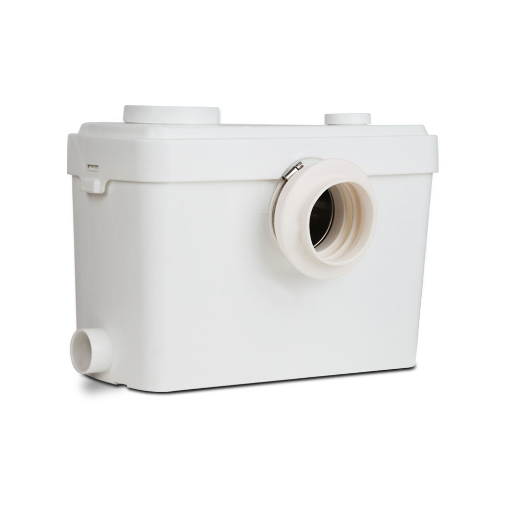 Toilet Macerator Sewerage Pump Waste Disposal Unit New Auto Water Bathroom Flush Ebay