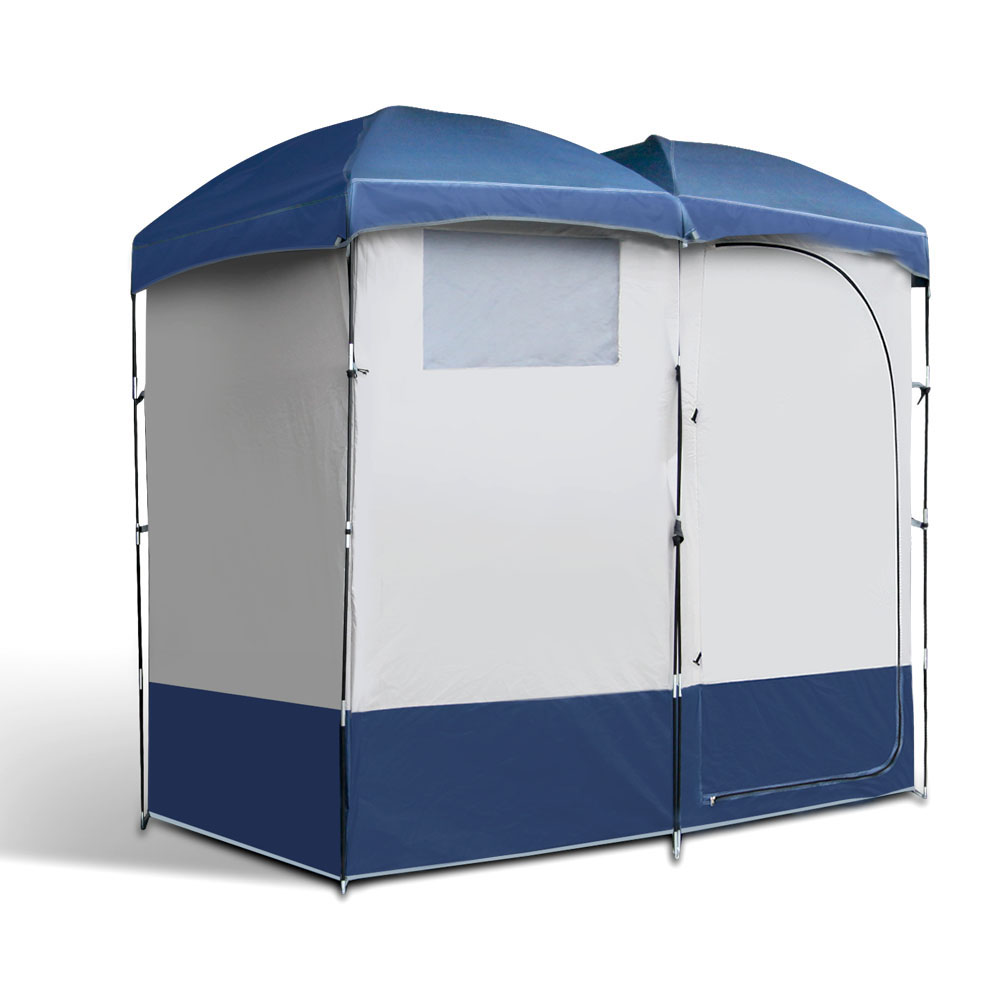 Toilet Tent Shower Camping Outdoor Portable Change Room Ensuite New Loo Cover Ebay