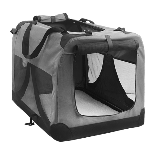 Large Soft Pet Travel Bag Crate Portable Cage Dog Puppy Rabbit Animal Transport Backpack